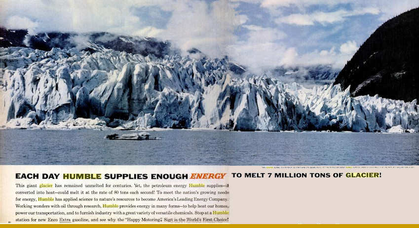 Proudly proclaiming that they can melt glaciers on a massive scale! Click to see full-sized and read the text