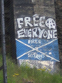 Free everyone, not just Scotland!