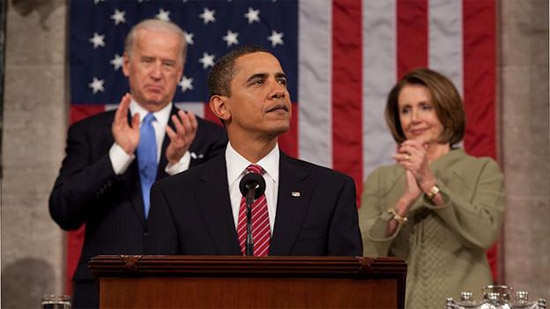 President Barack Obama, State of the Union, and Energy Initiatives; click to see the video