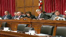 Congressional hearing to investigate the Gulf oil disaster