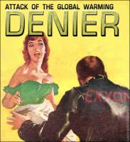 Attack of the Global Warming Denier