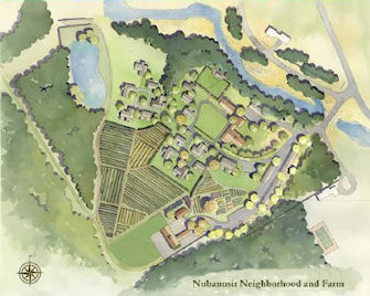 Nubanusit Cohousing Neighborhood and Farm