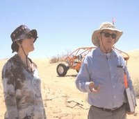 Julie A. MacDonald meets with off-road-vehicle industry lobbyist to open up Sonoran Desert