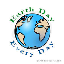 Make every day an Earth Day