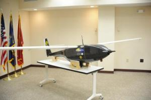 Ion Tiger Unmanned Aerial Vehicle
