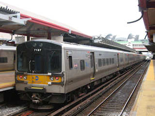 Long Island Railroad, an important component in the Metropolitan Transit Authority