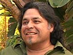Larry Santoyo talks about permaculture; click to see the video