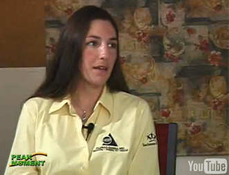 Jessica Nelson, energy services manager of Plumas-Sierra Rural Electric Cooperative; click to see video